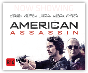 NZ American Assassin now showing