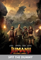 Jumanji: Welcome To The Jungle - Spit The Dummy