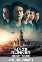 Maze Runner: The Death Cure - Spit The Dummy