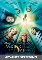 A Wrinkle In Time - Advance Screening