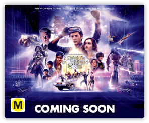 NZ Ready Player One SIDE Coming Soon