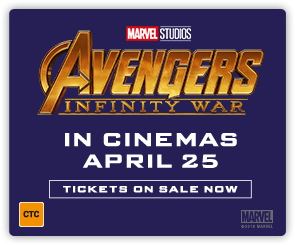 NZ Avengers Infinity Wars on sale