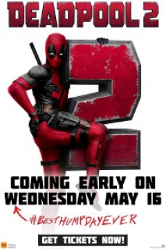 Movie Listing - Now Showing - Deadpool 2 | Reading Cinemas AU