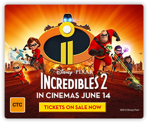AU Incredibles 2 TOS Side