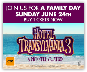 AU Hotel Trans 3 Family Day SIDE