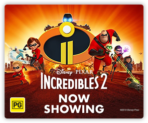 AU Incredibles 2 NS Side