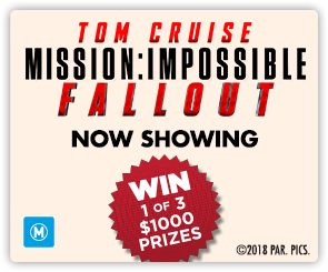 AU Mission Impossible Fallout Comp