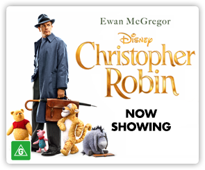 AU Christopher Robin NS Side