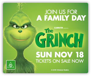 AU The Grinch FFD Side