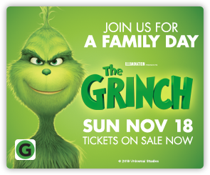 NZ The Grinch FFD Side