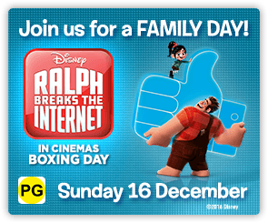 Nz Ralph Breaks the Internet FFD Side