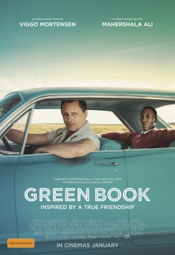 What is a green book in the south