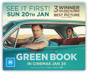 AU Green Book Adv Scr