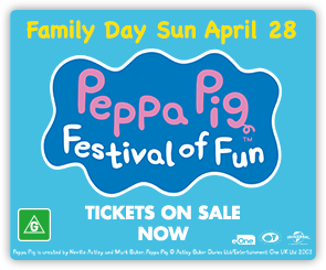 AU Peppa Pig FFD Side