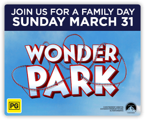 AU Wonder Park FFD Side