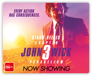 AU John Wick 3 NS Side