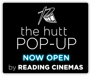 NZ The Hutt Pop-Up open