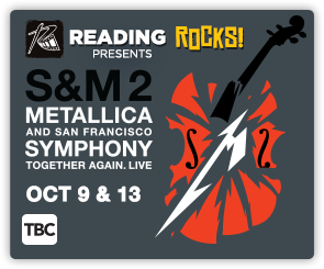NZ Metallica S&M Side