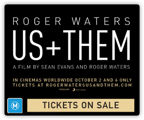 AU Roger Waters . Us + Them Side