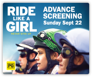 AU Ride Like A Girl ADV Side