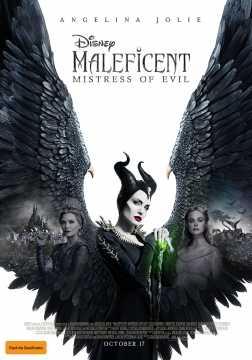 Movie Listing Now Showing Maleficent Mistress Of Evil